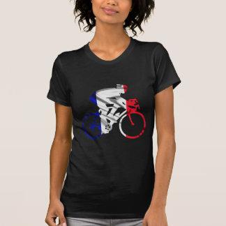 Ciclista del Tour de Francia Polera