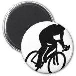 ciclista el Tour de Francia que compite con la bic Imán De Nevera