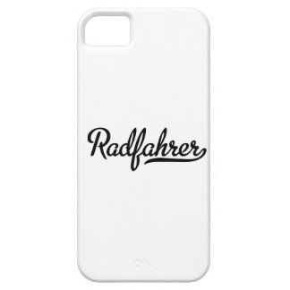 Ciclista Funda Para iPhone 5 Barely There