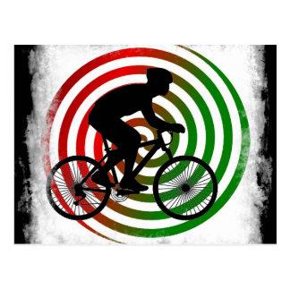 Ciclista Postales