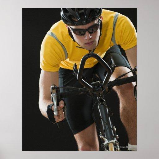 Ciclista Póster