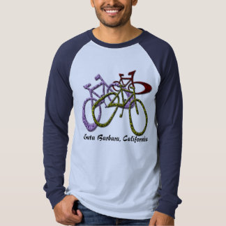 Ciclista Santa Barbara Remeras