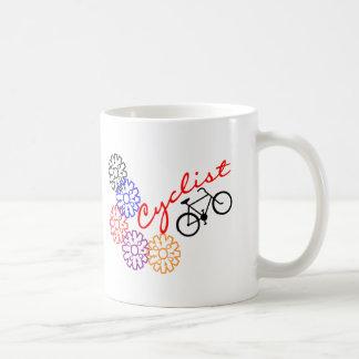 Ciclista Tazas