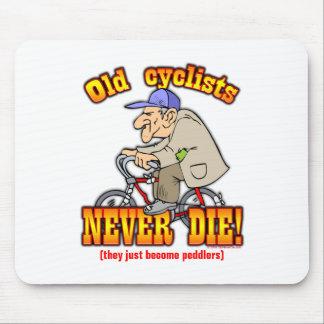 Ciclistas Alfombrillas De Raton