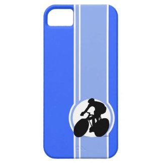 Ciclo azul iPhone 5 Case-Mate coberturas