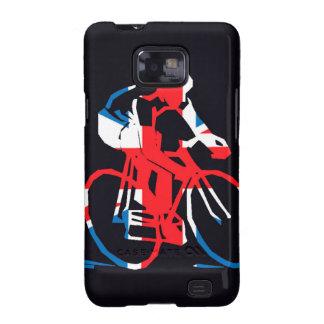 Ciclo BRITÁNICO Samsung Galaxy S2 Fundas