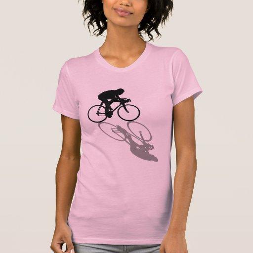 Ciclo de 2012 señoras que completan un ciclo el ci camiseta