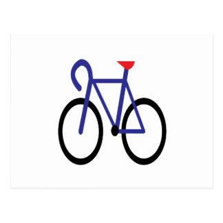 Ciclo de 3 postal