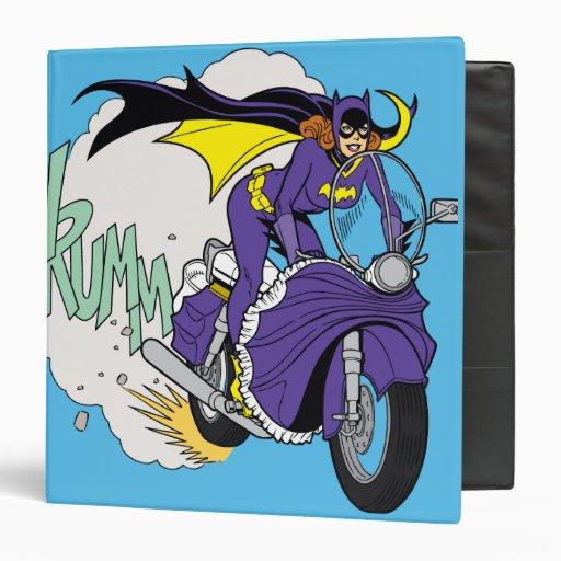 """Ciclo de Batgirl Carpeta 1 1/2"""""""