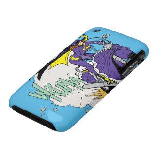 Ciclo de Batgirl Case-Mate iPhone 3 Protectores