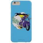 Ciclo de Batgirl Funda Para iPhone 6 Plus Barely There