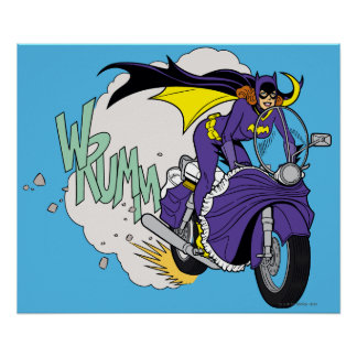 Ciclo de Batgirl Impresiones
