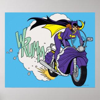 Ciclo de Batgirl Póster