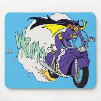 Ciclo de Batgirl Alfombrilla De Ratones