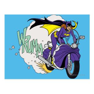 Ciclo de Batgirl Postales