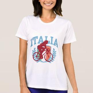 Ciclo de Italia (hembra) Remeras