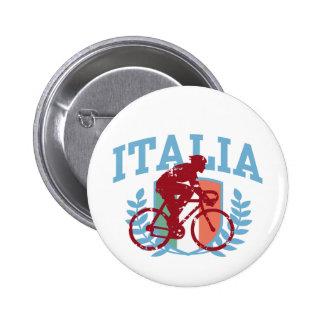 Ciclo de Italia (varón) Pin Redondo 5 Cm
