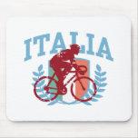 Ciclo de Italia (varón) Tapetes De Ratones