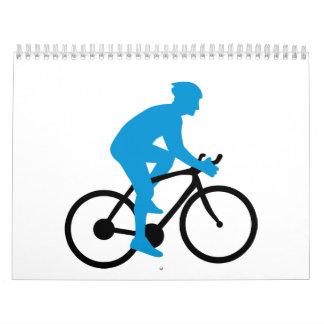 Ciclo de la bici calendario