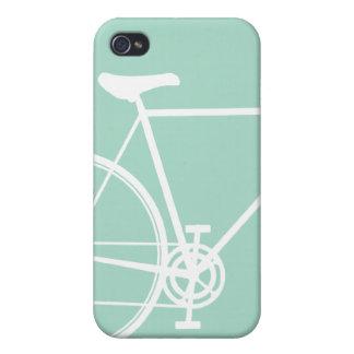 Ciclo de la menta iPhone 4 fundas