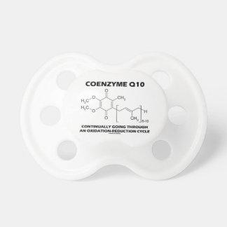 Ciclo de la oxidación-reducción de la coenzima Q10 Chupetes De Bebe