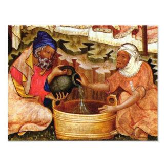 Ciclo de la pasión: Nacimiento de Cristo, por