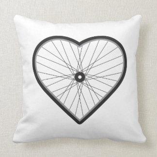 Ciclo del camino del amor cojín