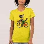 Ciclo del verano camisetas