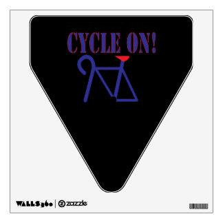 Ciclo en 2 vinilo