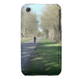 ciclo en el autumnsun iPhone 3 protectores