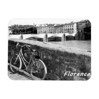 Ciclo en la ciudad italiana de Florencia