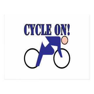 Ciclo encendido postal