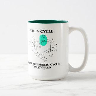 Ciclo metabólico del ciclo de la urea primer descu tazas