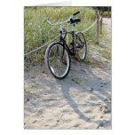 Ciclo Miami Beach de ciclo que monta en bicicleta  Tarjeton