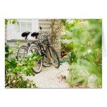 Ciclo Miami de ciclo que monta en bicicleta la Flo Tarjetas