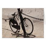 Ciclo Miami de ciclo que monta en bicicleta la Tarjeta Pequeña