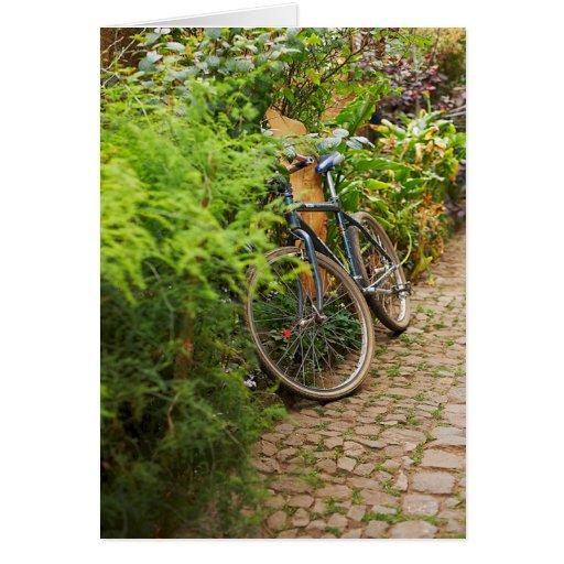 Ciclo Miami de ciclo que monta en bicicleta la Tarjeta De Felicitación