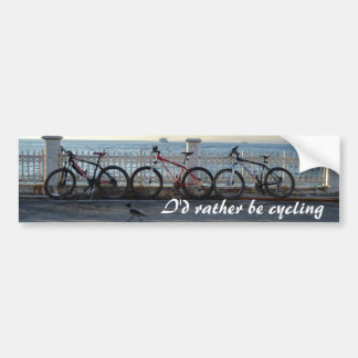 Ciclo Pegatina Para Auto