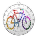 Ciclo pintado punto: Su identidad del grupo Tablero De Dardos