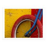 Ciclo que monta en bicicleta del ciclo de la bicic postales