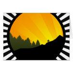 ciclo: rayz de la montaña: felicitacion