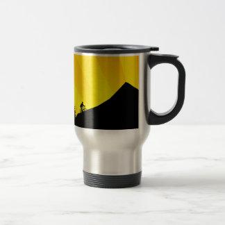 ciclo: rayz de la montaña: tazas de café
