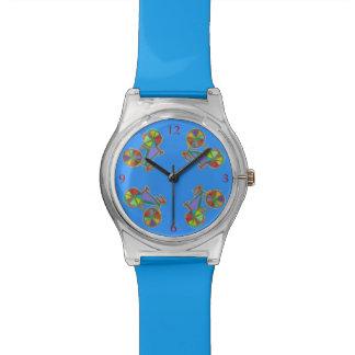 ciclo relojes de pulsera