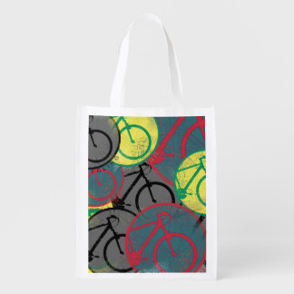 ciclo temático ir a hacer compras bolsas reutilizables