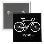 ciclo, vélo pin