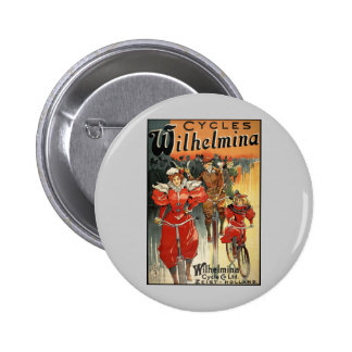 Ciclo y Co. Ltd. Zeist-Holanda de Wilhelmina Pins