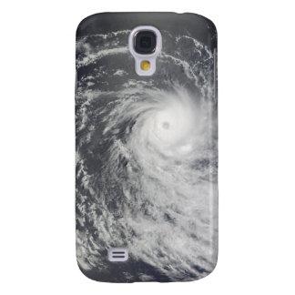 Ciclón Anja sobre el Océano Índico meridional