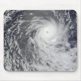 Ciclón Anja sobre el Océano Índico meridional Tapete De Ratones