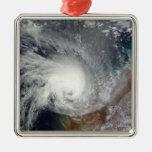 Ciclón tropical Carlos Ornamento De Navidad