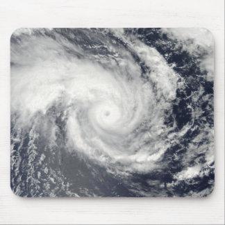 Ciclón tropical Edzani en el indio del sur Oce Mousepad